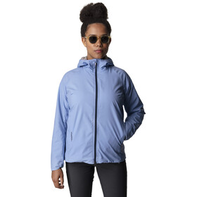 Houdini Wisp Jacket Women boost blue